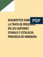 FLACSO Trata Cotacachi