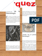 Historia de La Odontología AFDLL