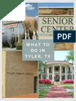 Activities in Tyler