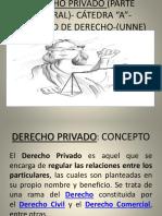 Derecho Privado- (1)