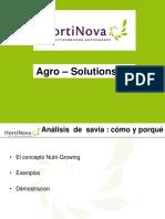 03 Analisis de Savia Como y Porque 1399454467