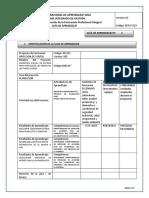 8- Guia de Aprendizaje - Planeacion