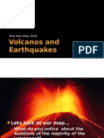 field-Volcanos and Earthquakes