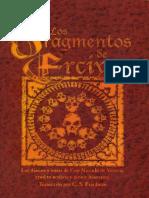 Edad Oscura - Fragmentos de Erciyes