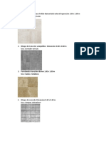 Cuadro Catalogo Textura 1