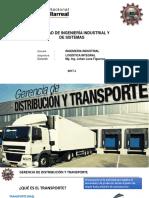 Gerencia de Distribución y Transporte