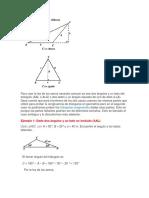 Triangulos Oblicuos