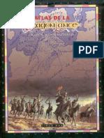 Atlas de La Dragon Lance - Spanish - Caste Llano