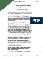 Jorge Luis Borges - Le goût de l'epopée.pdf
