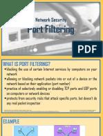 Port Filtering