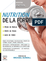 Nutrition de La Force Coach Re Julien Venesson