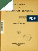 Cultura y la educación en jeneral E. Molina.pdf