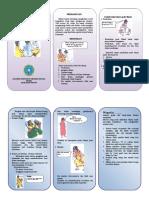Leaflet-tanda Bahaya Kehamilan