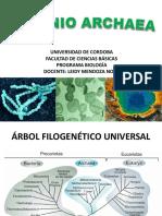 Dominio Archaea (1)