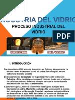 Proceso Industrial Del Vidrio