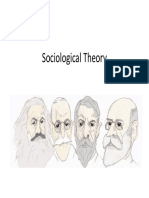 classic theories of sociology