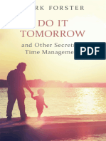 Mark Forster-Do It Tomorrow and Other Secrets of Time Management-Hodder & Stoughton (2008)