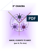 Libro 8 - Amor Cuanto Te Amo (Por Ti Yo Vivo) - 8vo Chacra