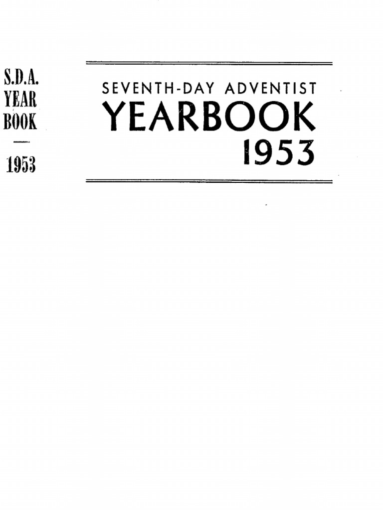 YB1953 Last Judgment