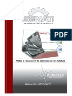 Manual Ploteo e Integración de Planos AUTOCAD 2009