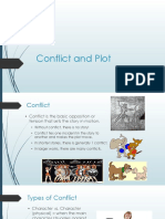 conflict and plot pptx