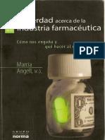 La verdad acerca de la industria farmacéutica