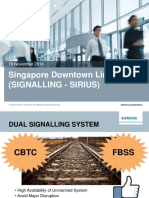 Singapore DTL Signalling by Joana Lee (Siemens Pte Ltd) 18th Nov 2016