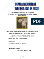 Plan Haccp Porcinos