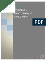Pedoman Penyusunan Dokumen Akreditasi Puskesmas Lendah II
