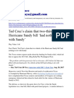 Juan Marinez - Ted Cruzs claim that two-thirds of the Hurricane Sandy bill had nothing to do with Sandy - The Washington Post.pdf