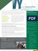 HSTT EIS/OEIS Environmental Stewardship Programs Fact Sheet