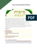 As Festas Judaicas e Seu Cumprimento Profético