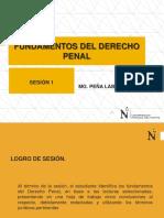 Sesión 1- Fundamentos Del Derecho Penal