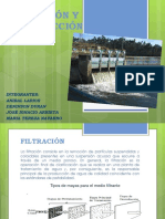 Diapositivas Filtraccion y Desinfeccion