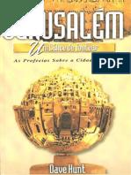 Jerusalém - Um Cálice de Tontear