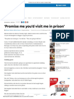 'Promise Me You'd Visit Me in Prison' _ Inquirer News