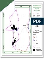 Peta Perkembangan Realisasi Kegiatan Pembebasan Lahan Oleh Pt. Aman Sarana