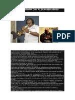 HACIENDO HISTORIA CON ALEXANDER ABREU.doc