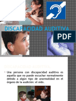 Discapacidad Auditiva & TDA-H