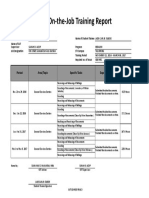 FT APL 003 00 OJT Training Plan Template