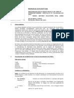 M.D.independizacion- Parcela 3 - Los Tres