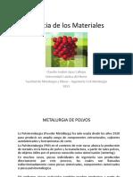 2 C. Materiales