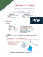 7 Translation Vecteurs