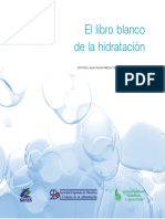 Libro Blanco Hidratacion