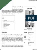 Carlos Chagas - Wikipedia, La Enciclopedia Libre