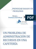 Un Problema de Administación de Recursos (1)