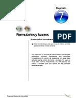 Formularios Y Macros