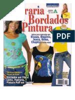 Revista Moda Mix Pedraria Bordados Pintura
