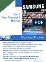 BAB 6 Teori Produksi & Estimasi.pptx