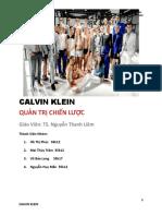 Ck - Calvin Klein - Bai Hoan Chinh